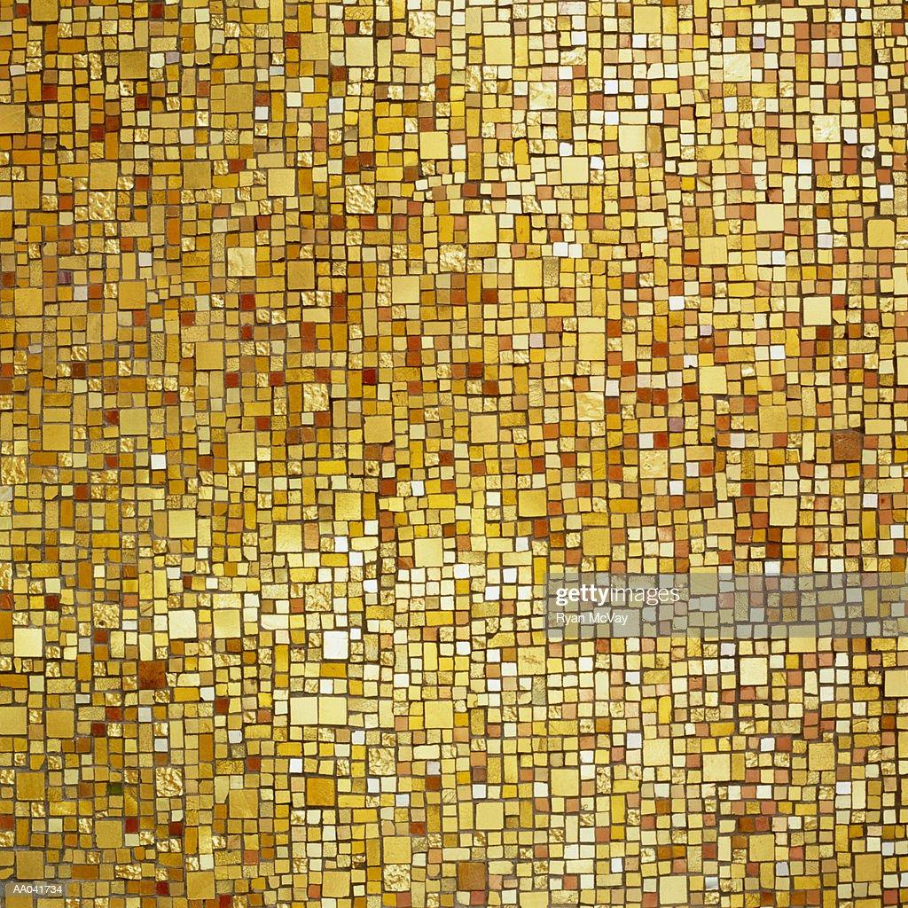 Tiled Wall : Stock Photo