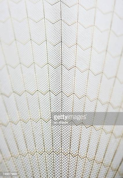 Tiles used to face one of the the sails of the Sydney Opera House are seen June 28 2007 in Sydney Australia The Opera House designed by Joern Utzon...