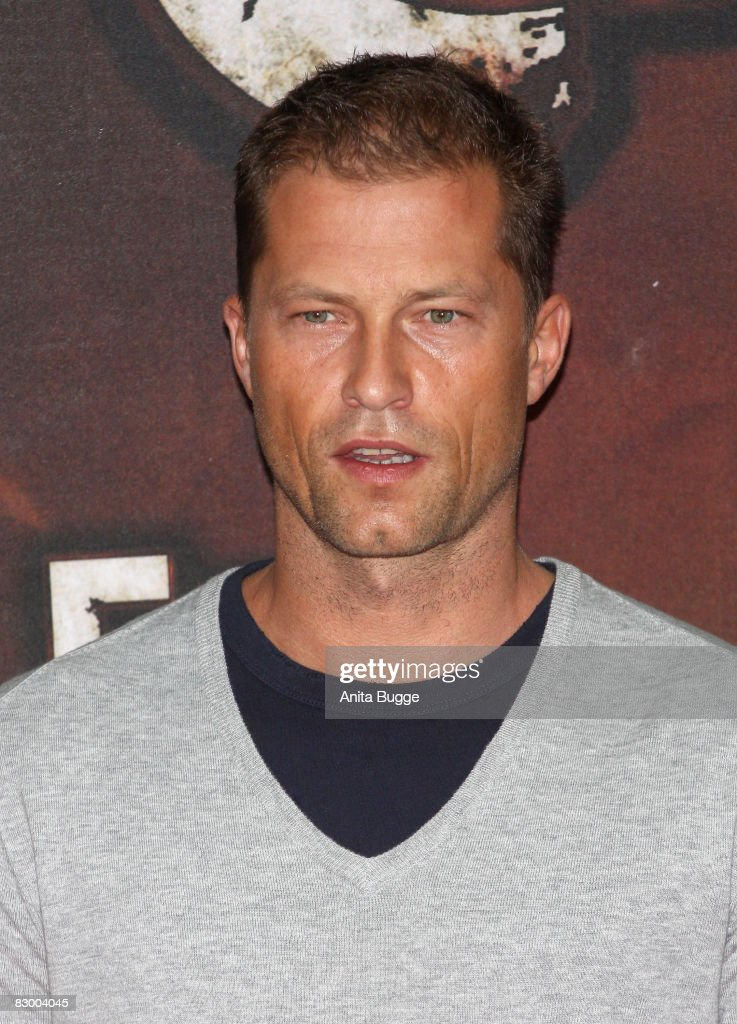 far cry photocall photos and images  getty images till schweiger poses during a photocall for his movie 39far cry39 on 24