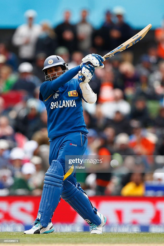 <a gi-track='captionPersonalityLinkClicked' href=/galleries/search?phrase=Tillakaratne+Dilshan&family=editorial&specificpeople=239186 ng-click='$event.stopPropagation()'>Tillakaratne Dilshan</a> of Sri Lanka bats during the 2015 ICC Cricket World Cup match between Sri Lanka and New Zealand at Hagley Oval on February 14, 2015 in Christchurch, New Zealand.