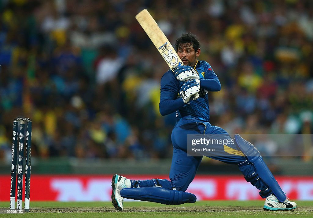 <a gi-track='captionPersonalityLinkClicked' href=/galleries/search?phrase=Tillakaratne+Dilshan&family=editorial&specificpeople=239186 ng-click='$event.stopPropagation()'>Tillakaratne Dilshan</a> of Sri Lanka bats during the 2015 ICC Cricket World Cup match between Australia and Sri Lanka at Sydney Cricket Ground on March 8, 2015 in Sydney, Australia.