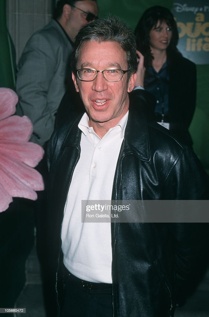 <a gi-track='captionPersonalityLinkClicked' href=/galleries/search?phrase=Tim+Allen&family=editorial&specificpeople=206248 ng-click='$event.stopPropagation()'>Tim Allen</a> during A Bug's Life - Los Angeles Premiere at El Captain Theatre in Hollywood, California, United States.