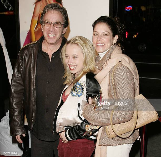 Tim Allen during 'Miss Congeniality 2 Armed and Fabulous' Los Angeles Premiere at Grauman's Chinese Theatre in Hollywood California United States