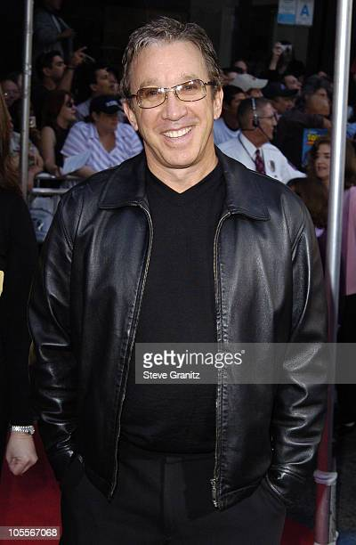 Tim Allen during 'The Incredibles' Los Angeles Premiere Arrivals at El Capitan in Hollywood California United States