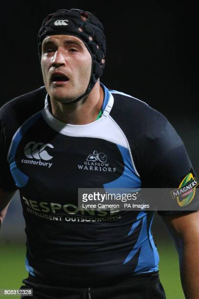 Tim Barker Glasgow Warriors