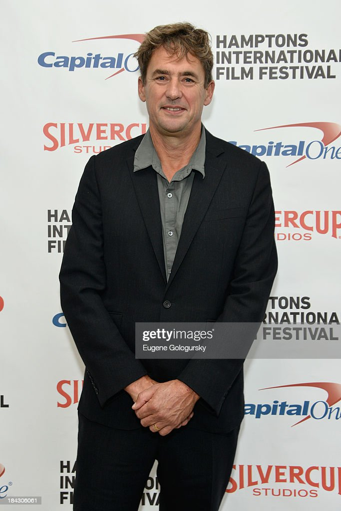 Tim Bevan attends the 21st Annual Hamptons International Film Festival on October 12 2013 in East Hampton New York