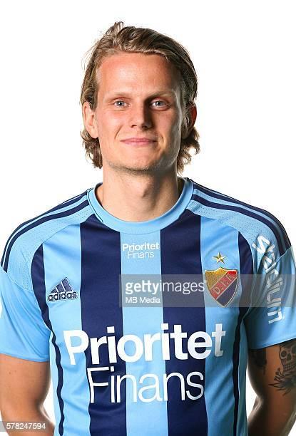 Tim Björkström Halvfigur @Leverans Allsvenskan 2016 Fotboll