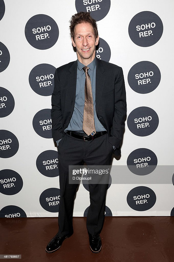 <a gi-track='captionPersonalityLinkClicked' href=/galleries/search?phrase=Tim+Blake+Nelson&family=editorial&specificpeople=2150814 ng-click='$event.stopPropagation()'>Tim Blake Nelson</a> attends Soho Rep's 2014 Spring Fete at The Angel Orensanz Foundation on March 31, 2014 in New York City.