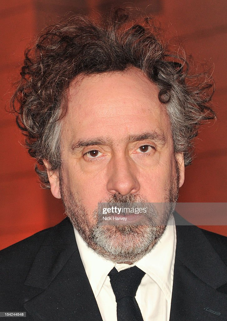 <a gi-track='captionPersonalityLinkClicked' href=/galleries/search?phrase=Tim+Burton&family=editorial&specificpeople=206342 ng-click='$event.stopPropagation()'>Tim Burton</a> attends the Hollywood Costume gala dinner the at Victoria & Albert Museum on October 16, 2012 in London, England.