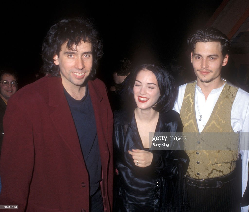 tim burton and johnny depp The film reunited burton with longtime friend johnny depp and helena bonham carter all three received critical praise for their work on the film, including several golden globe nominations.