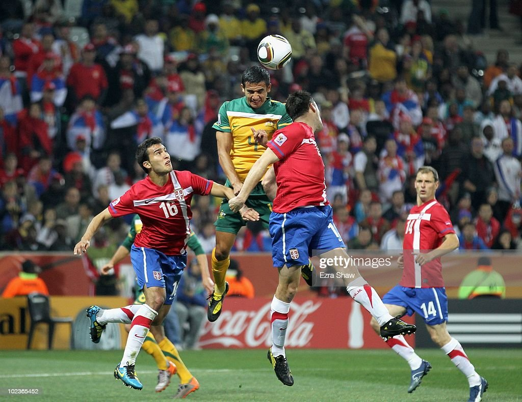 Australia v Serbia: Group D - 2010 FIFA World Cup