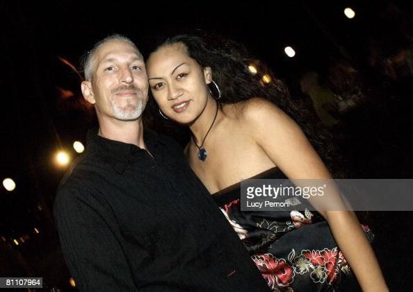 Tim Chapman and Davina Chapman...