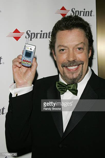 Tim Curry during Sprint at the 59th Annual Tony Awards at Rainbow Room in New York City New York United States