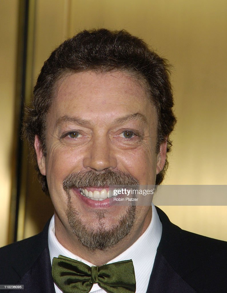 Tim Curry, nominee Best Performance by a Leading Actor in a Musical for 'Monty Python's Spamalot'