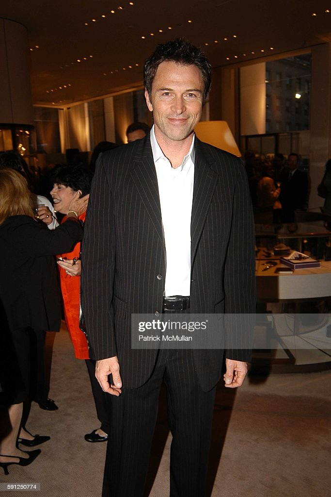 Tim Daly attends Asprey and Michael Imperioli Invite You To A Reading Of Studio Dante's Henry Flamethrowa at Asprey on April 28 2005 in New York City