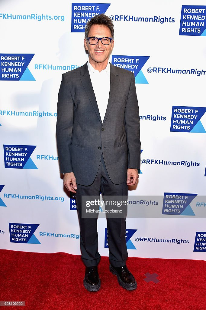 RFK Human Rights' Ripple of Hope Awards Honoring VP Joe Biden, Howard Schultz & Scott Minerd in New York City - Arrivals