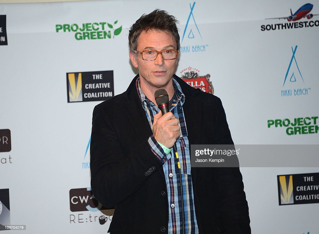 <a gi-track='captionPersonalityLinkClicked' href=/galleries/search?phrase=Tim+Daly&family=editorial&specificpeople=206405 ng-click='$event.stopPropagation()'>Tim Daly</a> attends the Creative Coalition's Sundance Film Festival: Passion...A Dinner Of Indie Chic at The Sky Lodge on January 18, 2013 in Park City, Utah.