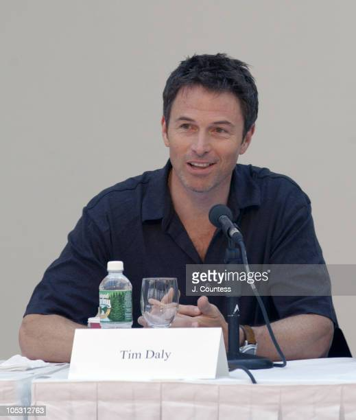 Tim Daly during 3rd Annual Tribeca Film Festival Cable and Creativity Panel at Tribeca Rooftop in New York City New York United States