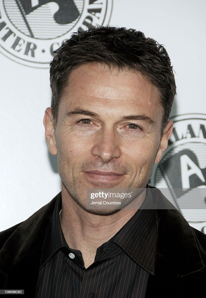 <a gi-track='captionPersonalityLinkClicked' href=/galleries/search?phrase=Tim+Daly&family=editorial&specificpeople=206405 ng-click='$event.stopPropagation()'>Tim Daly</a> during Atlantic Theater Company Honors Felicity Huffman - May 1, 2006 at The Rainbow Room in New York City, New York, United States.