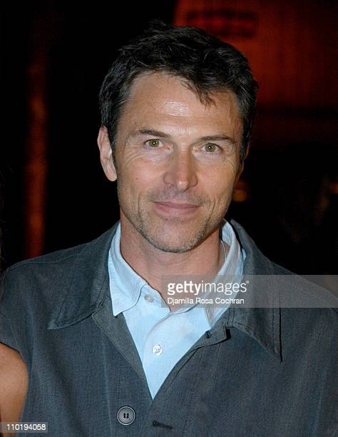 Tim Daly during Cynthia Nixon Kevin Bacon and Annette Bening Host Second Stage's 25th Anniversary Gala at Cipriani in New York City New York United...