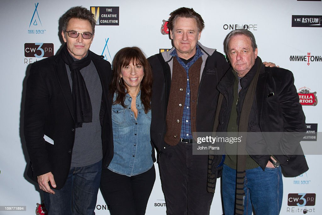 <a gi-track='captionPersonalityLinkClicked' href=/galleries/search?phrase=Tim+Daly&family=editorial&specificpeople=206405 ng-click='$event.stopPropagation()'>Tim Daly</a>, <a gi-track='captionPersonalityLinkClicked' href=/galleries/search?phrase=Robin+Bronk&family=editorial&specificpeople=653341 ng-click='$event.stopPropagation()'>Robin Bronk</a>, <a gi-track='captionPersonalityLinkClicked' href=/galleries/search?phrase=Bill+Pullman&family=editorial&specificpeople=226899 ng-click='$event.stopPropagation()'>Bill Pullman</a> and Paul Austin attend the Creative Coalition Luncheon at Nikki Beach pop-up lounge & restaurant on January 19, 2013 in Park City, Utah.
