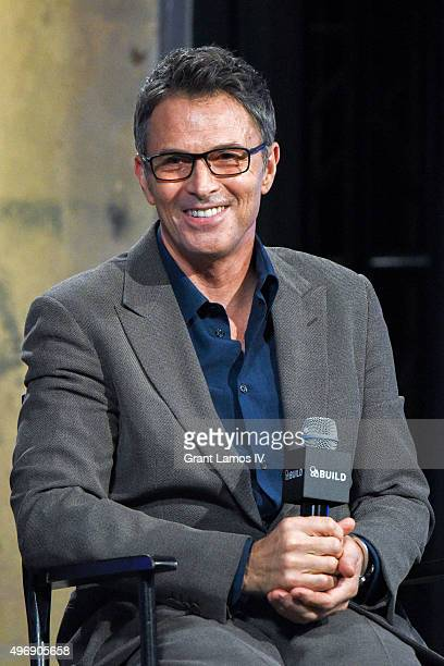 Tim Daly visits AOL Studios to discuss 'The Daly Show' on November 12 2015 in New York City
