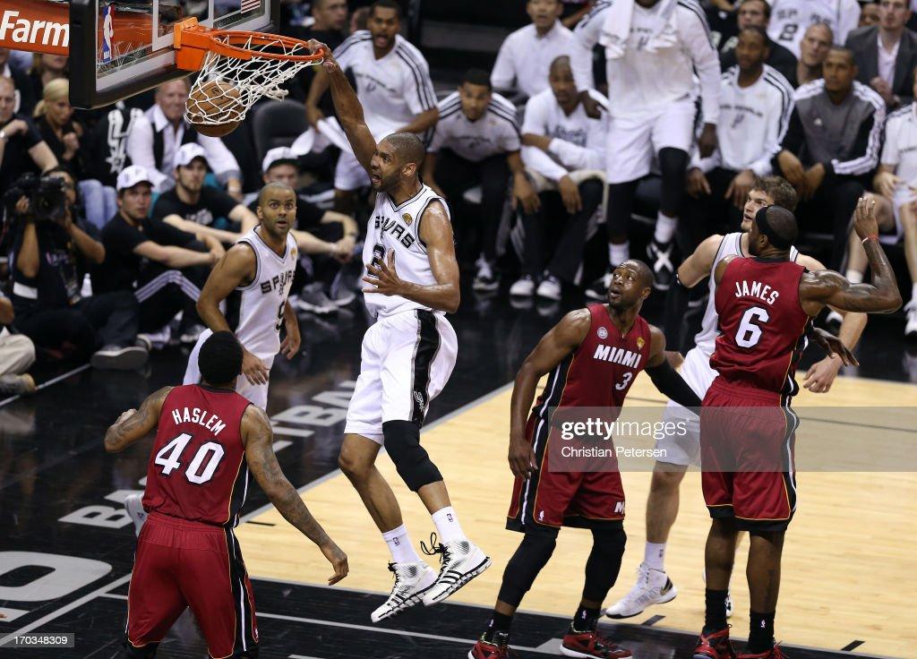 2013 NBA Finals - Game Three