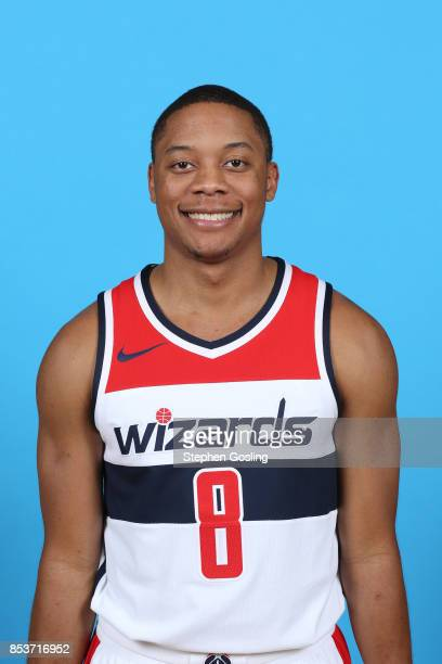 Tim Frazier of the Washington Wizards poses for a head shot during Media Day on September 25 2017 at Captial One Center in Washington DC NOTE TO USER...