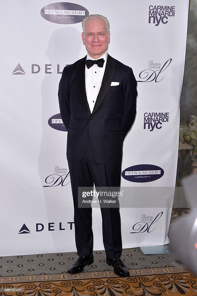 <a gi-track='captionPersonalityLinkClicked' href=/galleries/search?phrase=Tim+Gunn&family=editorial&specificpeople=696109 ng-click='$event.stopPropagation()'>Tim Gunn</a> attends The Drama League's 30th Annual Musical Celebration of Broadway honoring Neil Patrick Harris at The Pierre Hotel on February 3, 2014 in New York City.