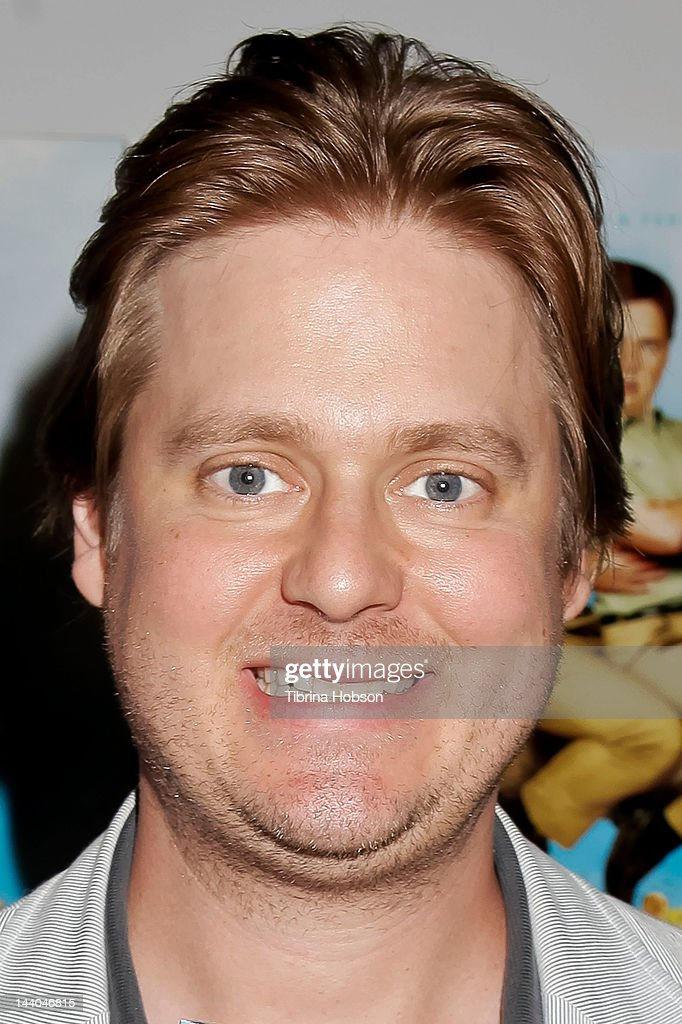 Tim Heidecker attends 'Tim and Eric's Billion Dollar Movie' blu-ray disc and DVD release party at Amoeba Music on May 8, 2012 in Hollywood, California.