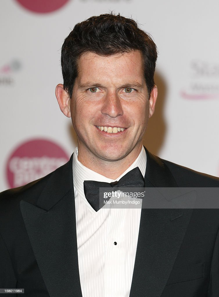 Tim Henman attends the Winter Whites Gala, in aid of homeless charity Centrepoint, at The Royal Albert Hall on December 08, 2012 in London, England.