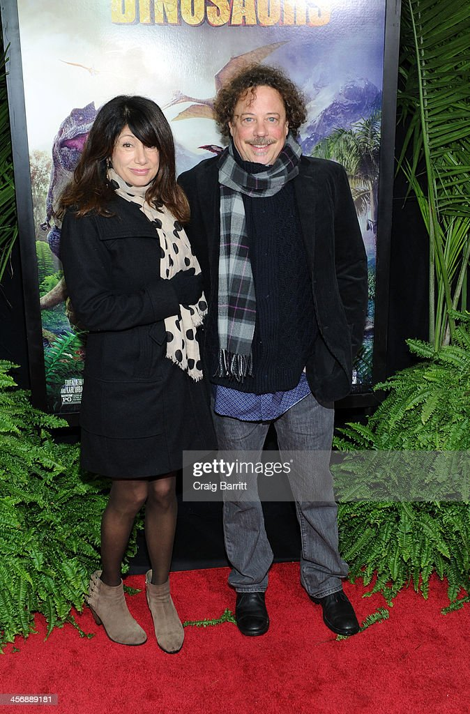 Tim Hill attends the 'Walking With Dinosaurs' screening at Cinema 1, 2 & 3 on December 15, 2013 in New York City.