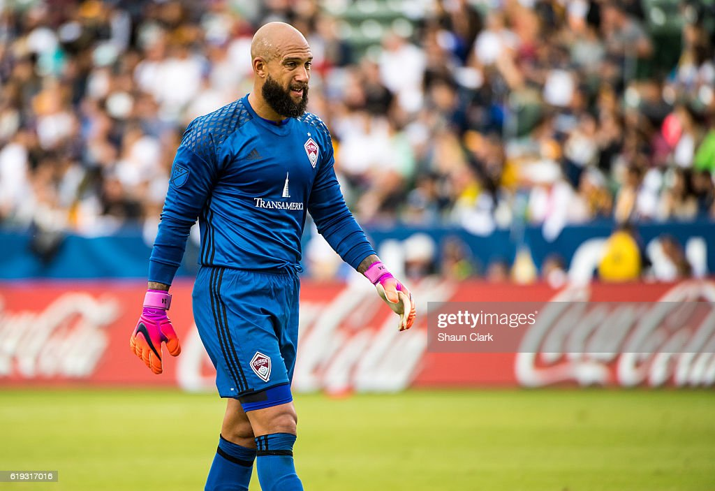 Audi 2016 MLS Cup Playoff Semifinal - Colorado Rapids v Los Angeles Galaxy : News Photo