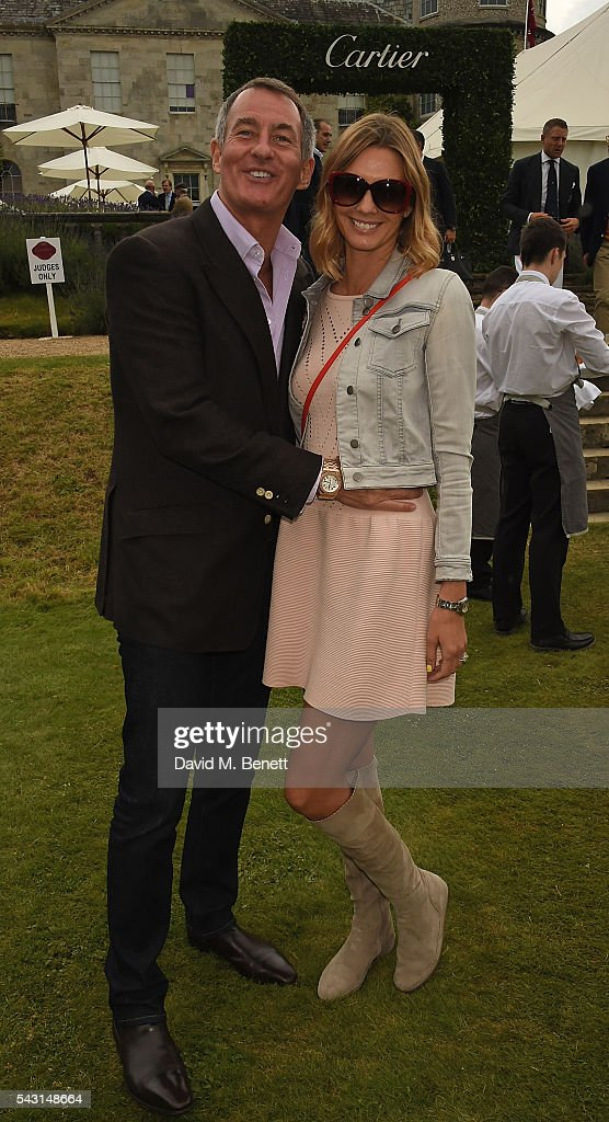 <a gi-track='captionPersonalityLinkClicked' href=/galleries/search?phrase=Tim+Jefferies&family=editorial&specificpeople=212724 ng-click='$event.stopPropagation()'>Tim Jefferies</a> and Malin Jefferies attend The Cartier Style et Luxe at the Goodwood Festival of Speed at Goodwood on June 26, 2016 in Chichester, England.