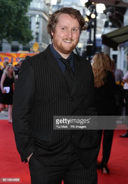 Tim Key arriving for the premiere of Alan Partridge Alpha Papa at the Vue West End in Leicester Square central London