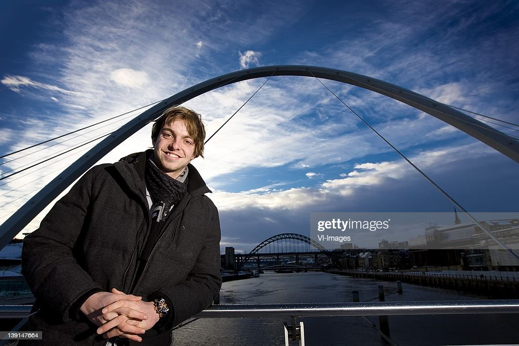 Tim Krul of Newcastle United poses during a portrait session on November 25, 2010 in Newcastle, England