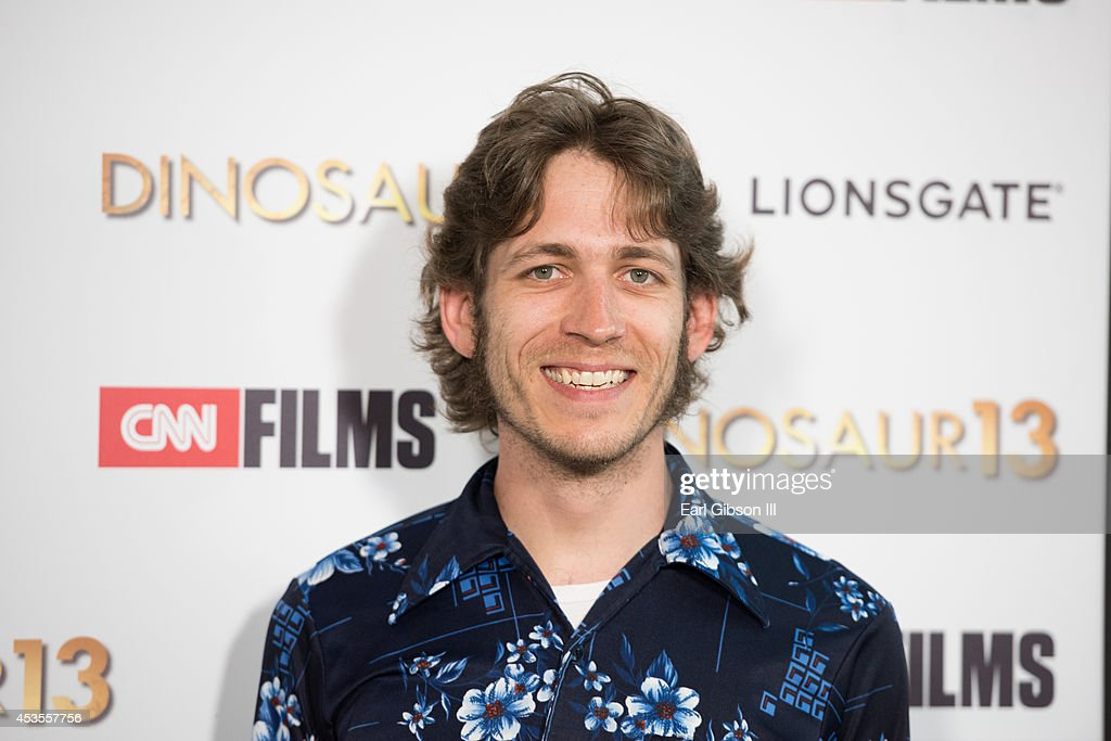 Tim Larson attends the premiere of Lionsgate and CNN Film 'Dinosaur 13' at DGA Theater on August 12, 2014 in Los Angeles, California.