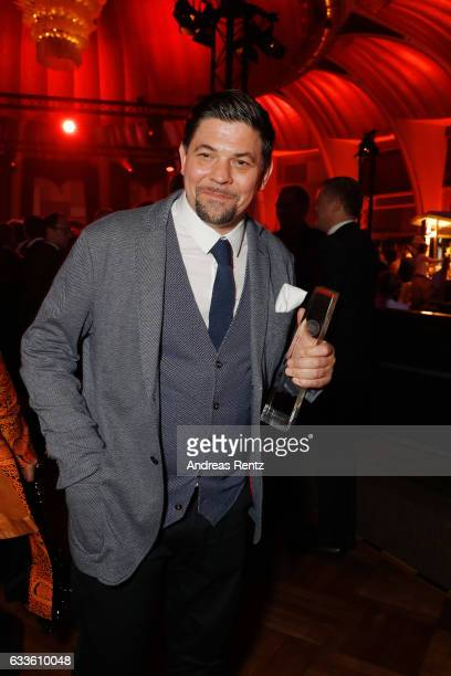 Tim Maelzer attends the German Television Award at Rheinterrasse on February 2 2017 in Duesseldorf Germany