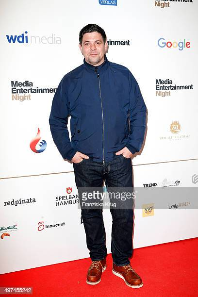 Tim Maelzer attends the Media Entertainment Night 2015 on November 16 2015 in Hamburg Germany