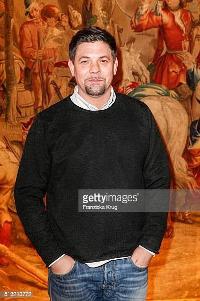 Tim Maelzer attends the Soiree Hotel Vier Jahreszeiten on March 01 2016 in Hamburg Germany