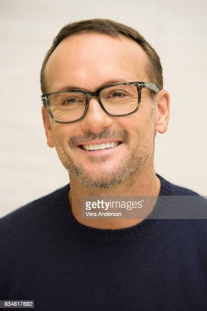 Tim McGraw at 'The Shack' Press Conference at the Four Seasons Hotel on February 10 2017 in Beverly Hills California