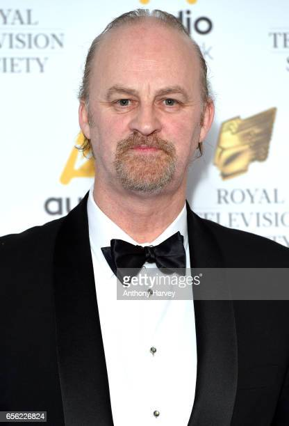 Tim McInnerny attends the Royal Television Society Programme Awards on March 21 2017 in London United Kingdom