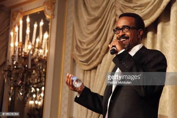 Tim Meadows attends MUSEUM Of The MOVING IMAGE Dinner In Honor Of KATIE COURIC And PHIL KENT at St Regis Hotel on May 5 2010 in New York City