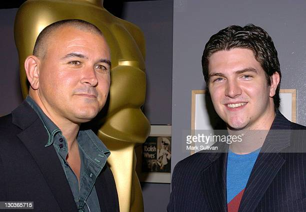 Tim Miller executive producer of 'Gopher Broke' and Jeff Fowler director of 'Gopher Broke'