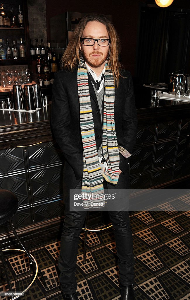 <a gi-track='captionPersonalityLinkClicked' href=/galleries/search?phrase=Tim+Minchin&family=editorial&specificpeople=2244352 ng-click='$event.stopPropagation()'>Tim Minchin</a> attends an after party celebrating the press night performance of 'The Curious Incident of the Dog in the Night-Time' at Century on March 12, 2013 in London, England.