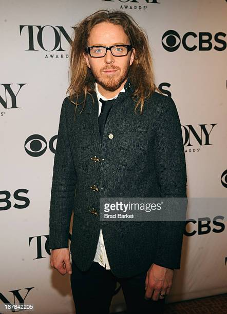 Tim Minchin attends the 2013 Tony Awards Meet The Nominees Press Reception on May 1 2013 in New York City