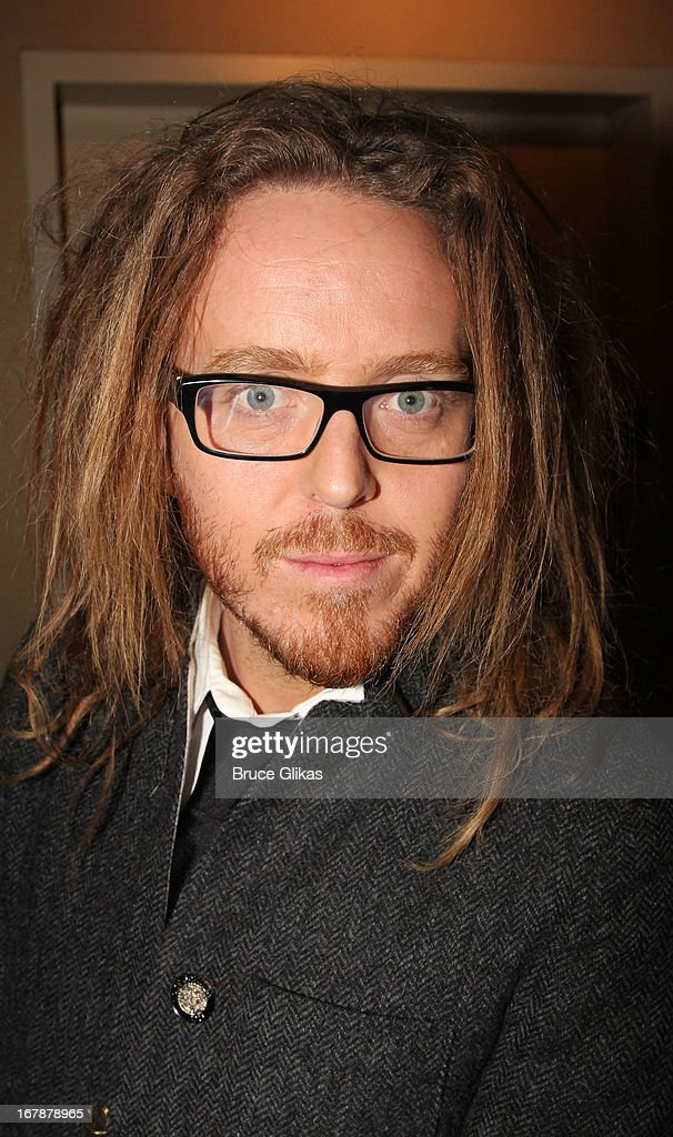 Tim Minchin attends the 2013 Tony Awards: The Meet The Nominees Press Junket at the Millenium Hilton on May 1, 2013 in New York City.