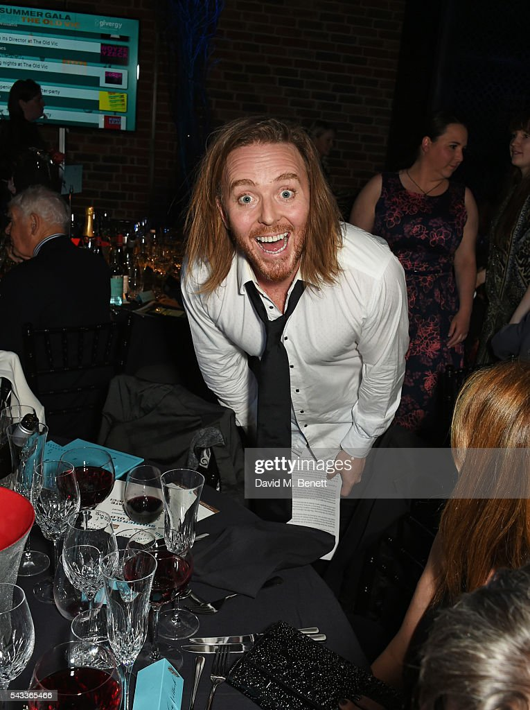 <a gi-track='captionPersonalityLinkClicked' href=/galleries/search?phrase=Tim+Minchin&family=editorial&specificpeople=2244352 ng-click='$event.stopPropagation()'>Tim Minchin</a> attends the Summer Gala for The Old Vic at The Brewery on June 27, 2016 in London, England.