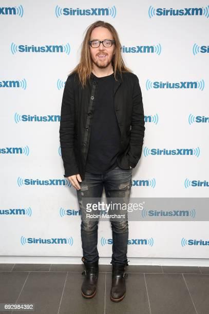 Tim Minchin visits at SiriusXM Studios on June 6 2017 in New York City