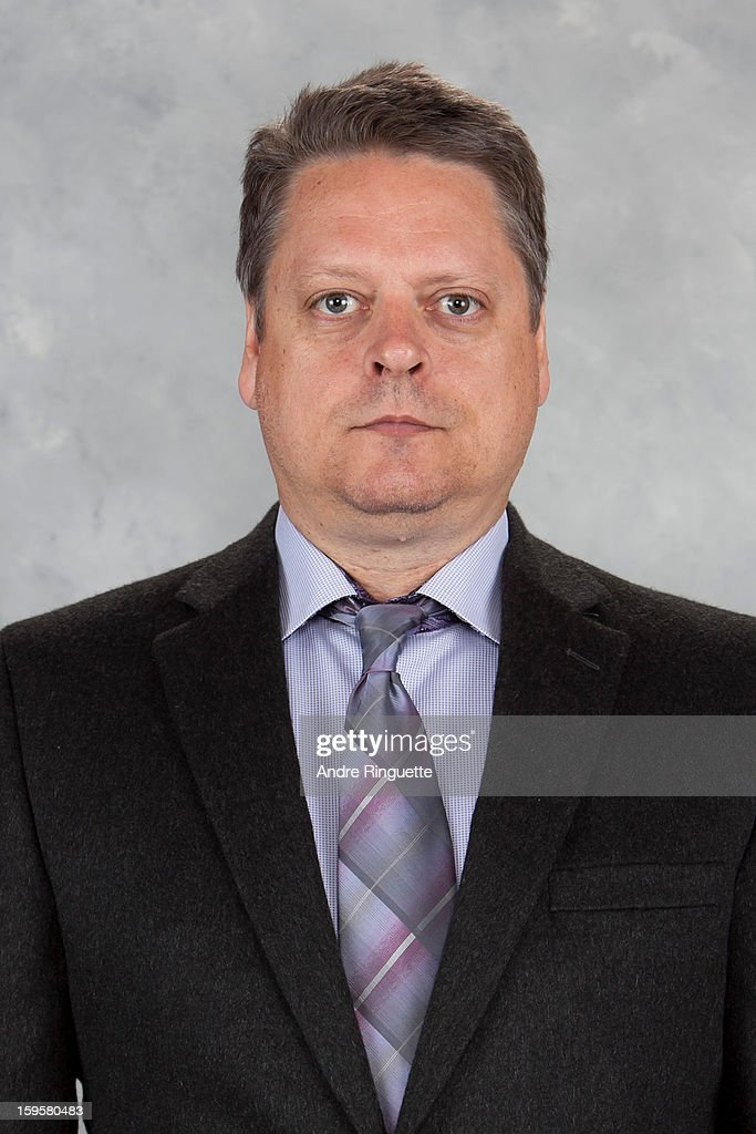 Tim Murray of the Ottawa Senators poses for his official headshot for the 2012-2013 season on January 12, 2013 at Scotiabank Place in Ottawa, Ontario, Canada.
